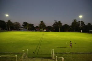 State-of-the-art floodlighting