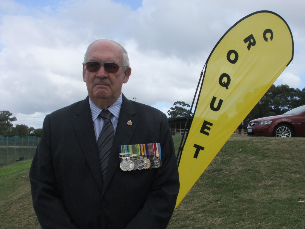 Warden of RSL (York), Patron and Past President, Military History Society WA, Chairman Boer War Historical Society